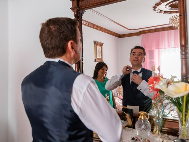 La boda de Kico y Marta en Chiclana De La Frontera, Cádiz 1