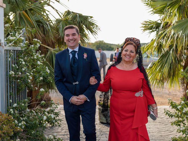 La boda de Kico y Marta en Chiclana De La Frontera, Cádiz 9