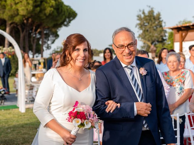 La boda de Kico y Marta en Chiclana De La Frontera, Cádiz 10