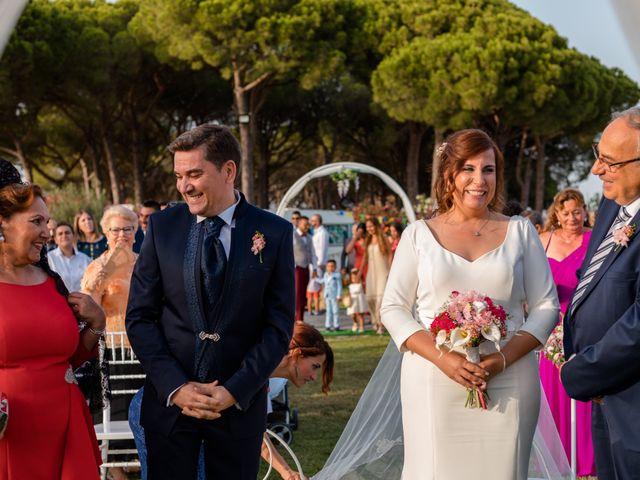 La boda de Kico y Marta en Chiclana De La Frontera, Cádiz 11