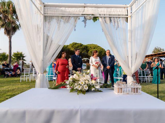 La boda de Kico y Marta en Chiclana De La Frontera, Cádiz 12
