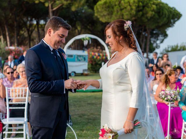 La boda de Kico y Marta en Chiclana De La Frontera, Cádiz 14