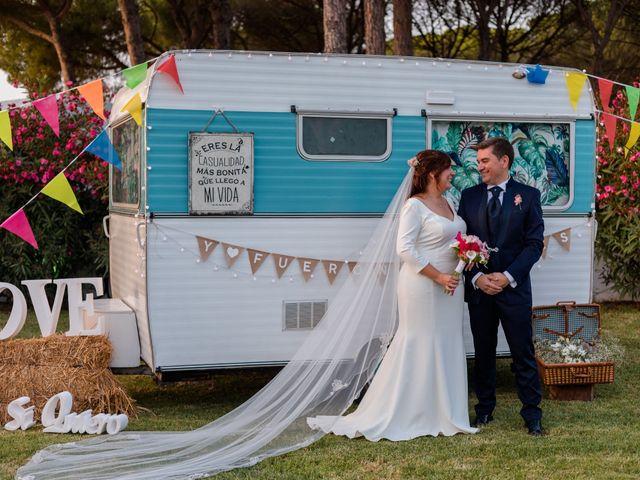 La boda de Kico y Marta en Chiclana De La Frontera, Cádiz 18