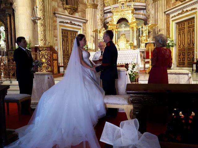 La boda de Cristian y Cristina en Almería, Almería 4