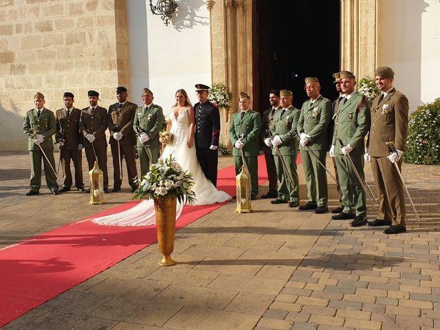 La boda de Cristian y Cristina en Almería, Almería 1