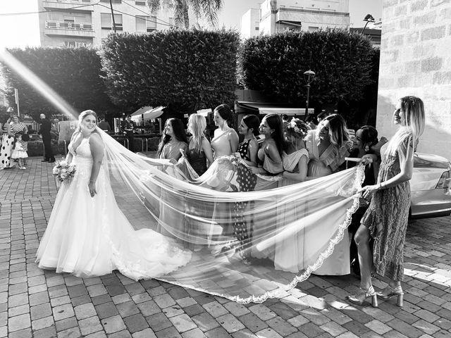 La boda de Cristian y Cristina en Almería, Almería 9