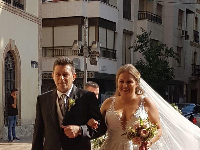 La boda de Cristian y Cristina en Almería, Almería 13