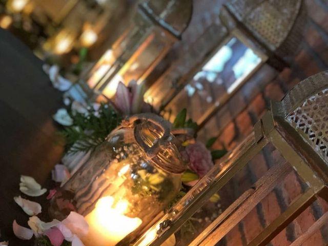 La boda de Cristian y Cristina en Almería, Almería 14