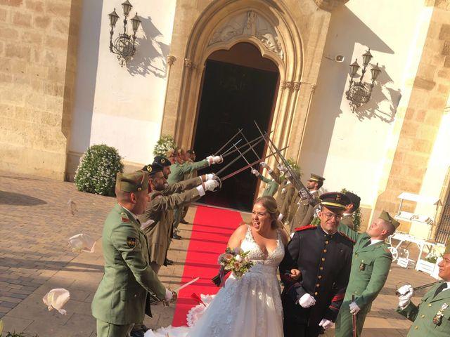 La boda de Cristian y Cristina en Almería, Almería 15