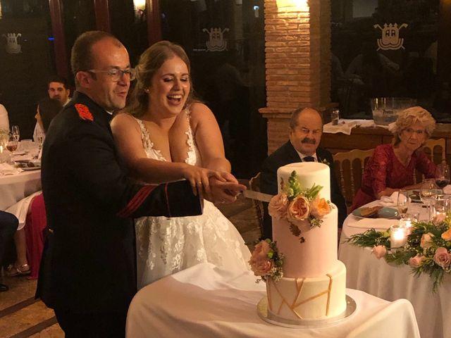 La boda de Cristian y Cristina en Almería, Almería 16