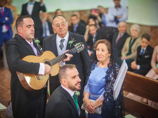 La boda de Miguel y Emi en La Calahorra, Granada 18
