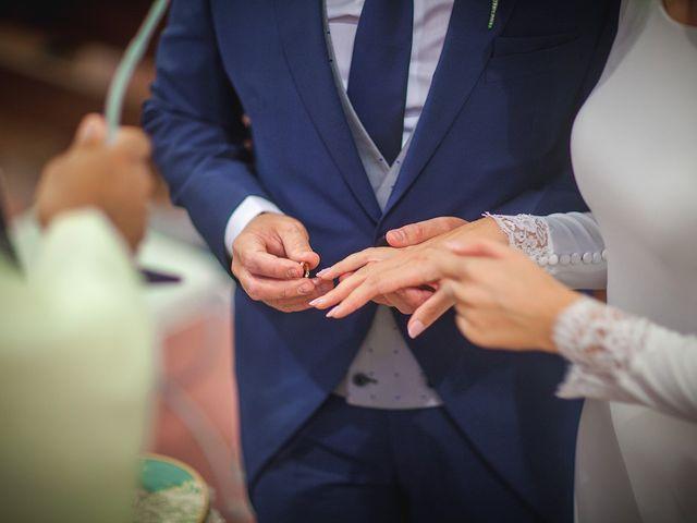 La boda de Miguel y Emi en La Calahorra, Granada 22