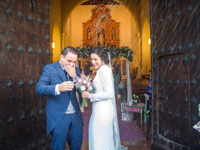 La boda de Miguel y Emi en La Calahorra, Granada 23