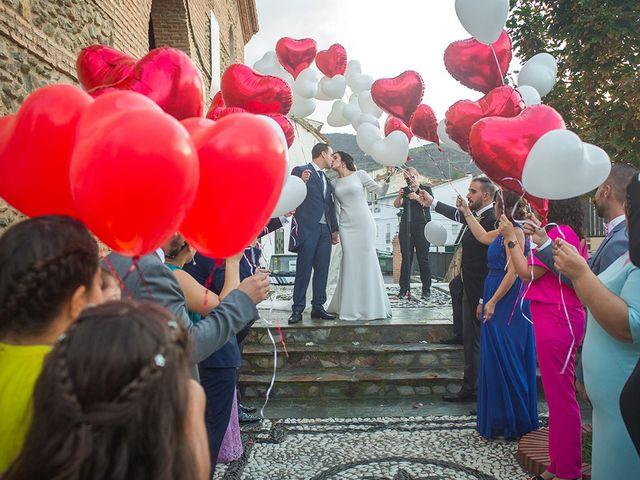 La boda de Miguel y Emi en La Calahorra, Granada 25