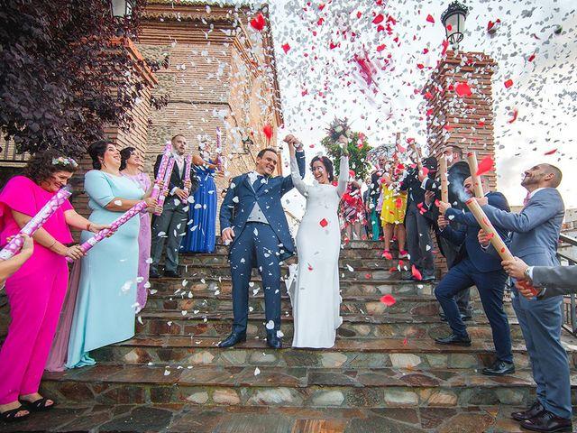 La boda de Miguel y Emi en La Calahorra, Granada 26