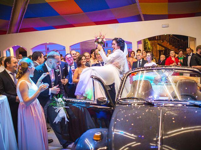 La boda de Miguel y Emi en La Calahorra, Granada 1