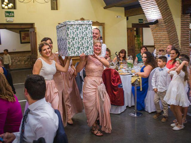 La boda de Miguel y Emi en La Calahorra, Granada 35