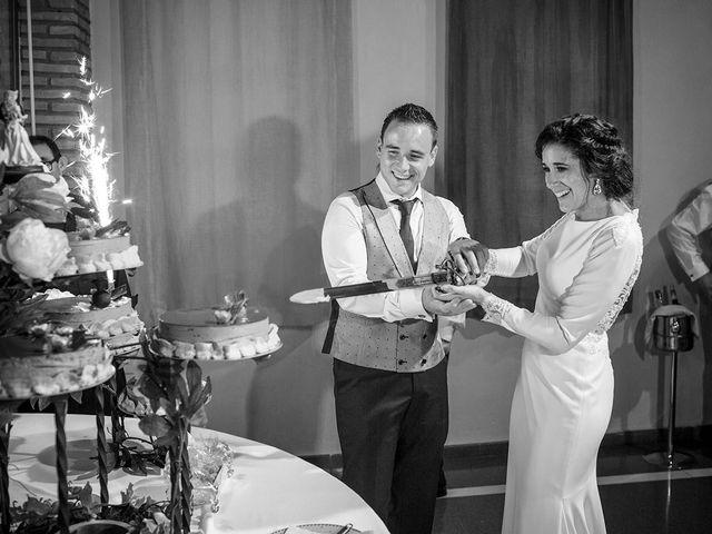 La boda de Miguel y Emi en La Calahorra, Granada 37