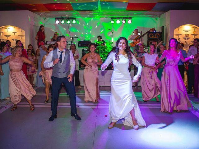 La boda de Miguel y Emi en La Calahorra, Granada 38
