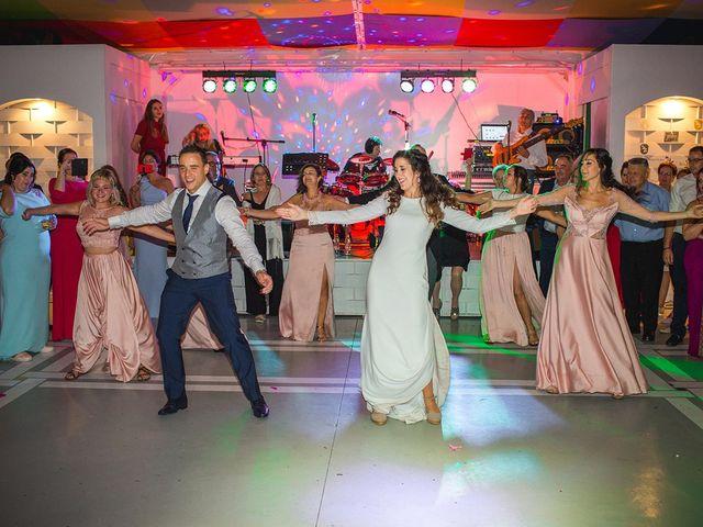 La boda de Miguel y Emi en La Calahorra, Granada 39