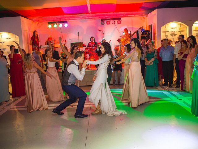 La boda de Miguel y Emi en La Calahorra, Granada 41
