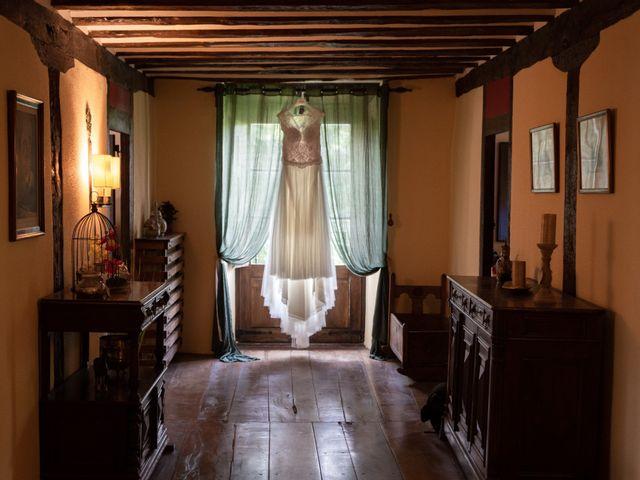 La boda de Josi y Janire en Ventas De Armentia, Burgos 7