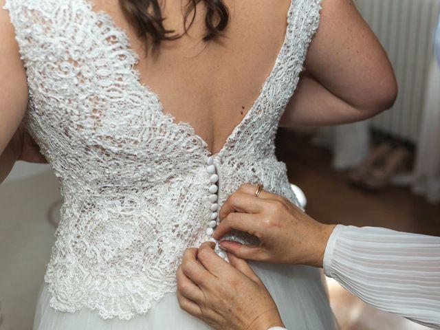 La boda de Josi y Janire en Ventas De Armentia, Burgos 22