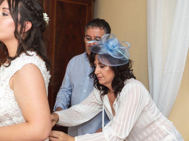 La boda de Josi y Janire en Ventas De Armentia, Burgos 23