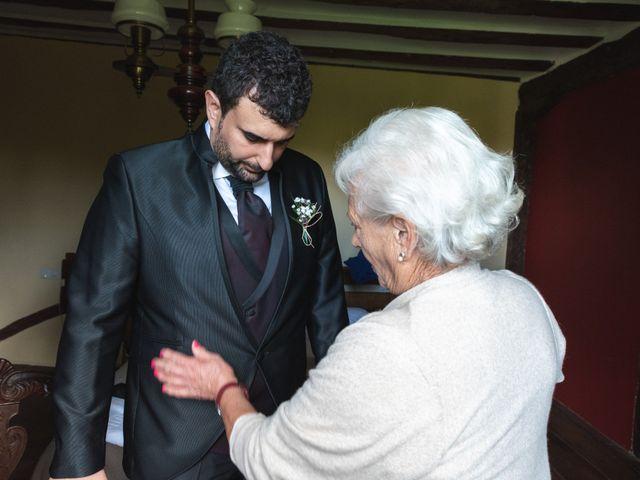 La boda de Josi y Janire en Ventas De Armentia, Burgos 33