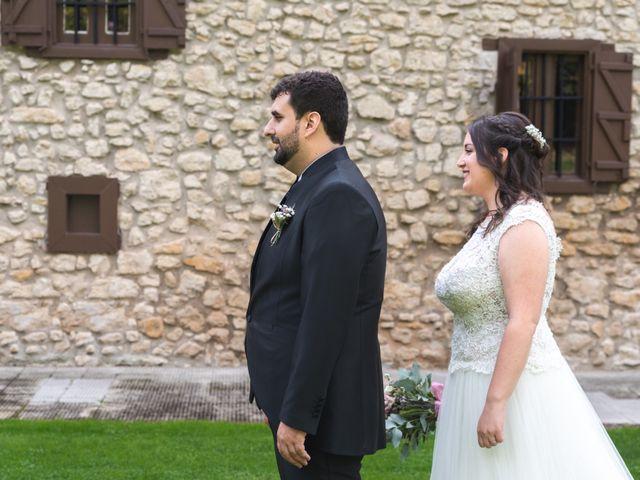 La boda de Josi y Janire en Ventas De Armentia, Burgos 37
