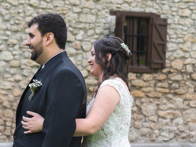 La boda de Josi y Janire en Ventas De Armentia, Burgos 38