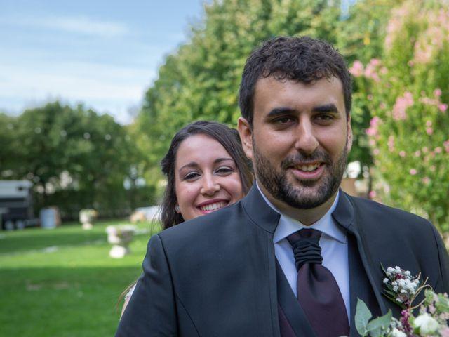 La boda de Josi y Janire en Ventas De Armentia, Burgos 39