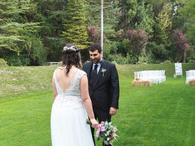 La boda de Josi y Janire en Ventas De Armentia, Burgos 41