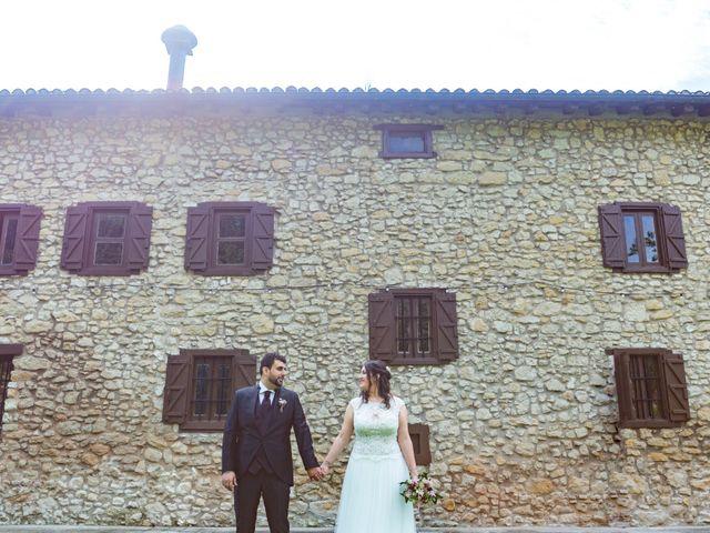 La boda de Josi y Janire en Ventas De Armentia, Burgos 42