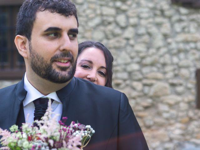 La boda de Josi y Janire en Ventas De Armentia, Burgos 43