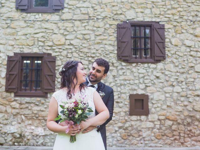 La boda de Josi y Janire en Ventas De Armentia, Burgos 44