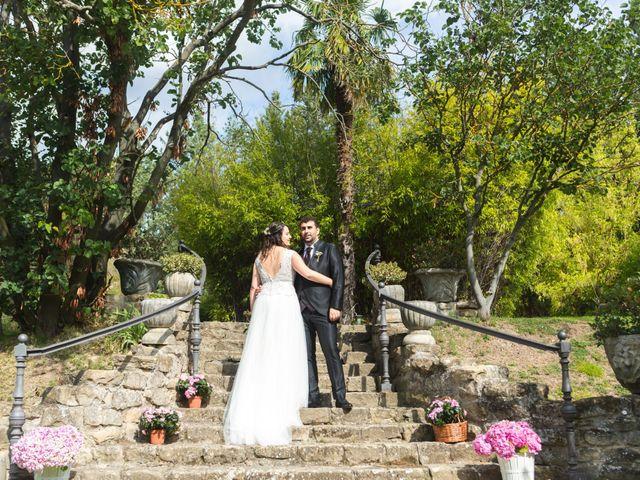 La boda de Josi y Janire en Ventas De Armentia, Burgos 46