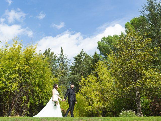 La boda de Janire y Josi