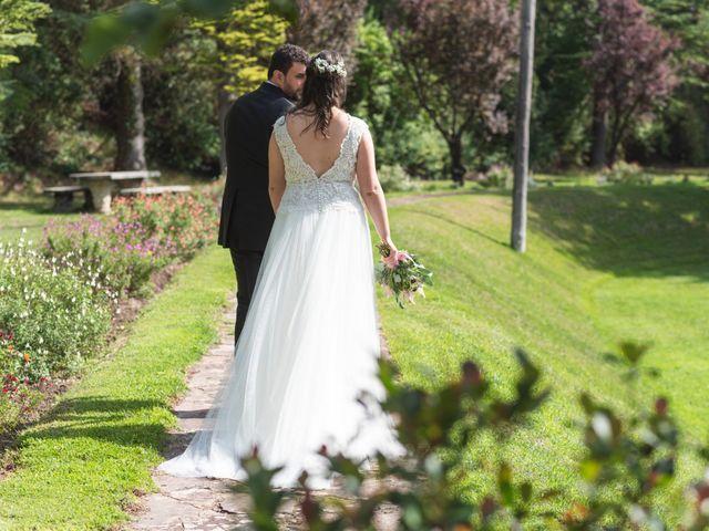 La boda de Josi y Janire en Ventas De Armentia, Burgos 47