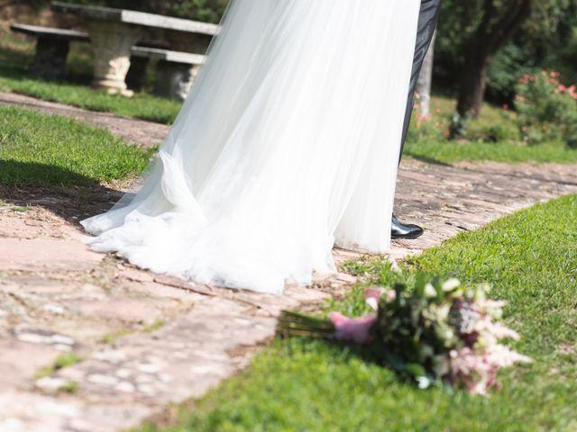 La boda de Josi y Janire en Ventas De Armentia, Burgos 49