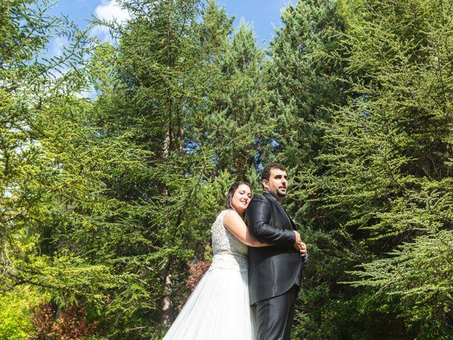 La boda de Josi y Janire en Ventas De Armentia, Burgos 50