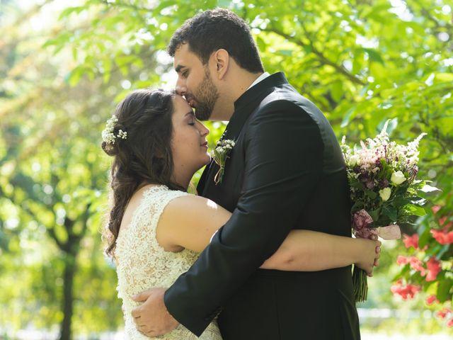 La boda de Josi y Janire en Ventas De Armentia, Burgos 53