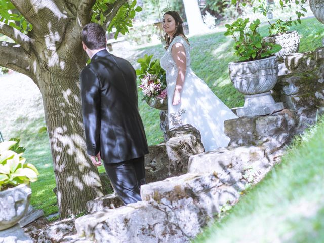La boda de Josi y Janire en Ventas De Armentia, Burgos 56