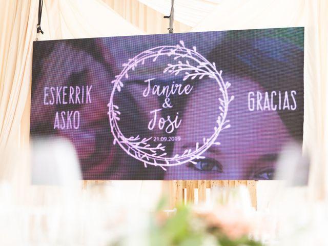 La boda de Josi y Janire en Ventas De Armentia, Burgos 67