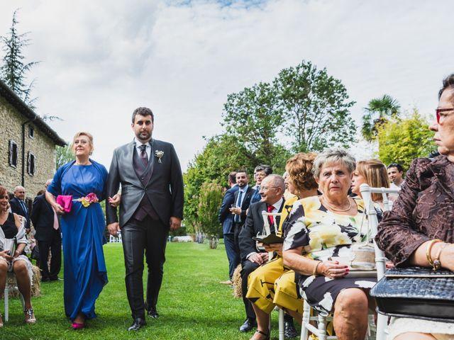 La boda de Josi y Janire en Ventas De Armentia, Burgos 73