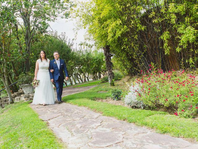 La boda de Josi y Janire en Ventas De Armentia, Burgos 76
