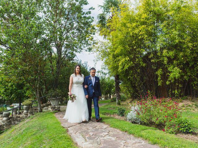 La boda de Josi y Janire en Ventas De Armentia, Burgos 77