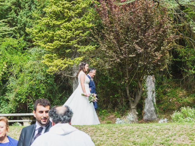 La boda de Josi y Janire en Ventas De Armentia, Burgos 79