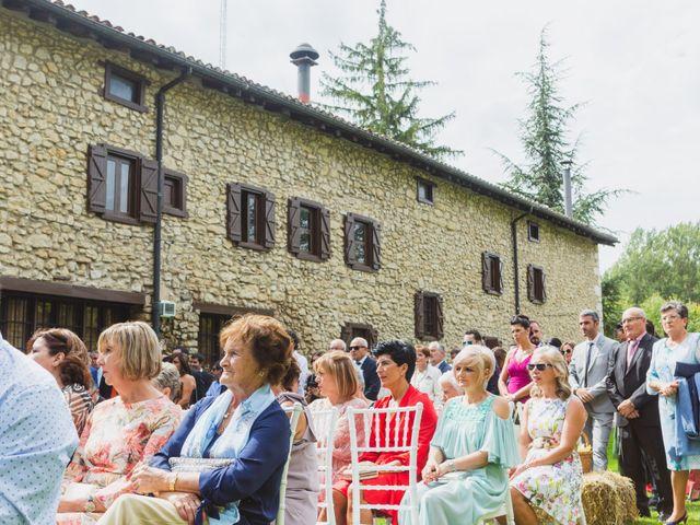 La boda de Josi y Janire en Ventas De Armentia, Burgos 81