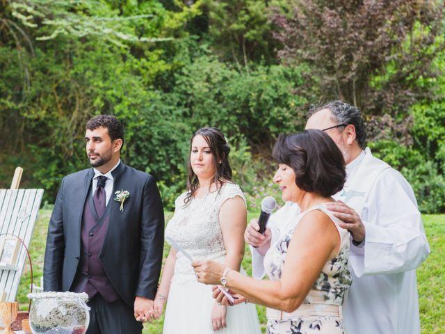 La boda de Josi y Janire en Ventas De Armentia, Burgos 88